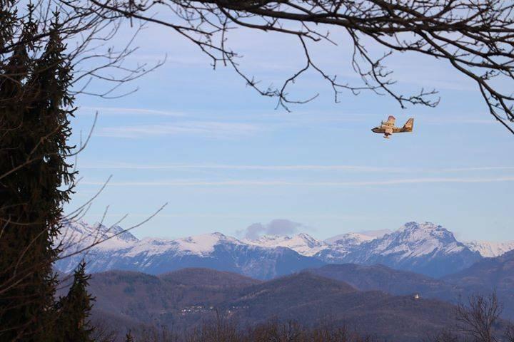 Monte Mondonico sotto osservazione -Foto di Luca Leone