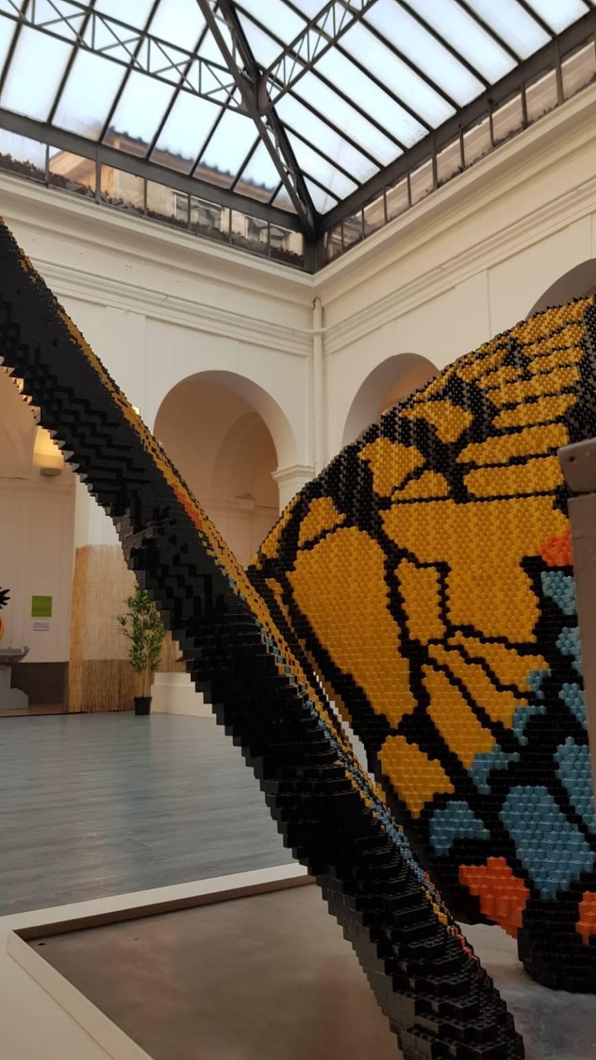NATURE WITH LEGO® BRICKS