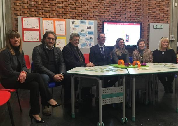 nuova aula 3.0 scuole parini gorla minore