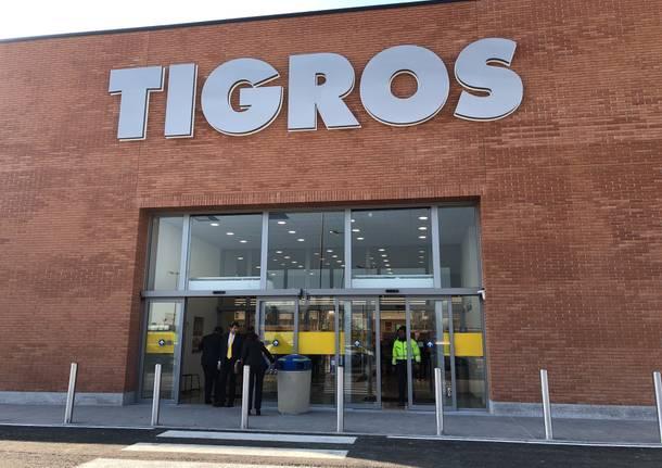 Nuovo Tigros a Gerenano