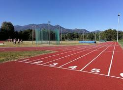 pista di atletica calcinate