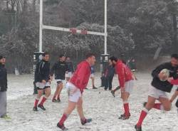 Rugby: Varese-Bergamo rinviata per neve