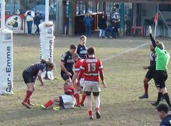 rugby varese meta genua