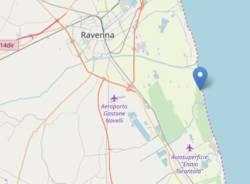 terremoto ravenna gennaio 2019