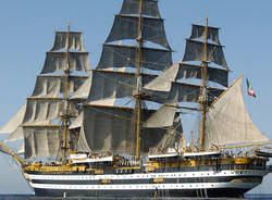 veliero amerigo vespucci vele d'epoca nave