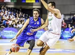 basket nazionale italia ungheria fiba