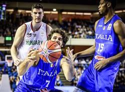 basket ungheria italia 2018 fiba