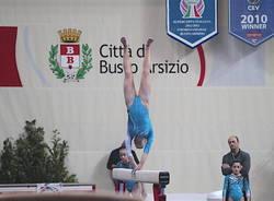 Campionati italiani ginnastica artistica busto arsizio