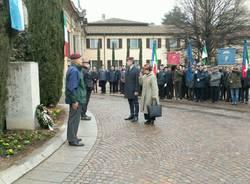 Giorno del ricordo: il vicesindaco fa gli onori di casa durante al cerimonia