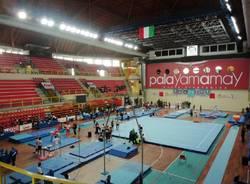 Campionato Italiano Ginnastica Artistica, il sabato mattina