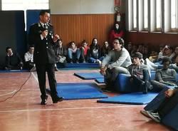 I carabinieri professori contro droga e bullismo