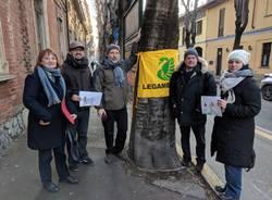 """Fiab e Legambiente: \""""Il progetto di via Roma non risolve il problema della sicurezza dei ciclisti\"""""""