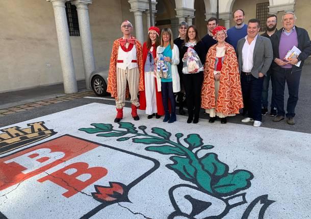 carnevale busto arsizio 2019 presentazione tarlisu bumbasina