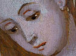 Castiglione Olona - Restauro quadro Sacra Famiglia