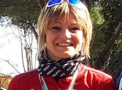cristina chicca gogna podismo maratona atletica verbano