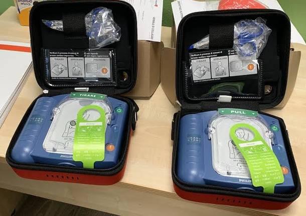 defibrillatori sos malnate