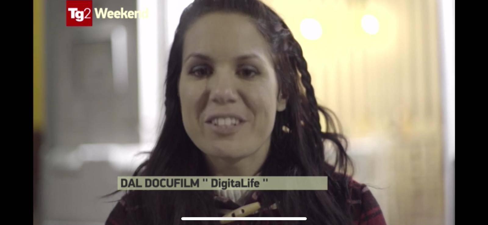 Digitalife a Tg2 weekend