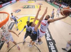 Final Eight Coppa Italia: Vanoli - Openjobmetis