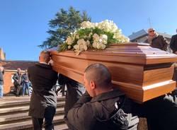 I funerali di Polo Dini, patron di Paul & Shark