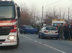 incidente auto camion rescaldina
