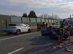 incidente Gallarate Besnate
