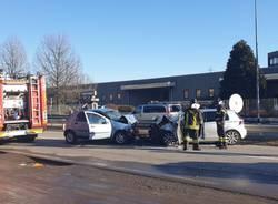 Incidente Vanzaghello Lonate Pozzolo 4 febbraio 2019