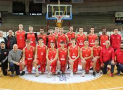 le terrazze varese under 18 basket 2019