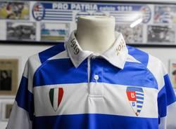 maglia centenario pro patria
