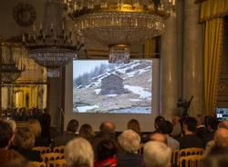 Martino Pedrozzi a Villa Panza per Thinking Varese