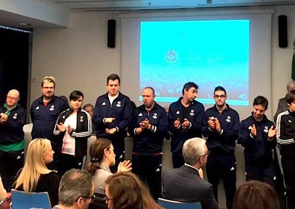michele cappiello marco lozza special olympics