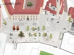 nuova piazza albizzate