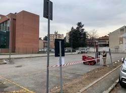 parcheggio tribunale