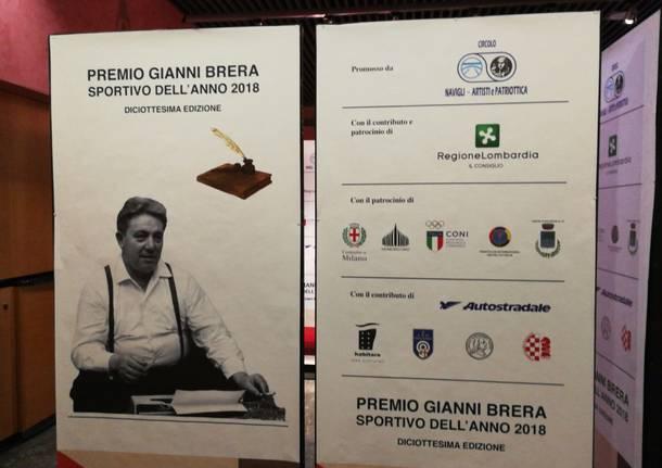 Premio Gianni Brera 2018
