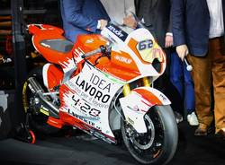 presentazione motociclismo moto2 mv agusta forward racing team