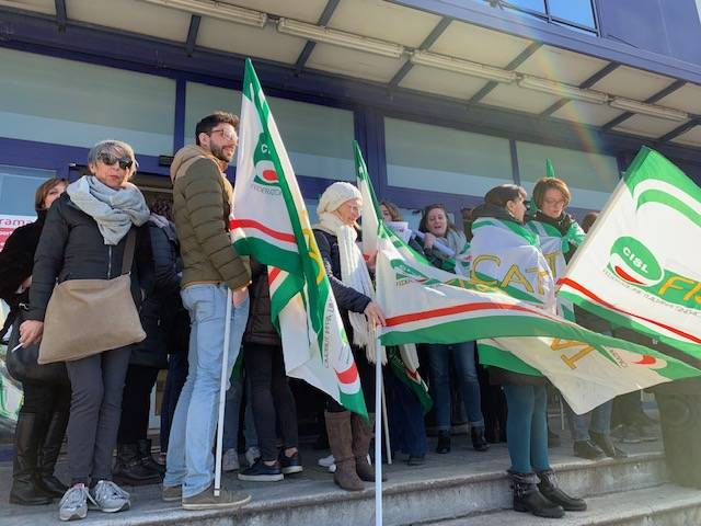 Protesta Conforama