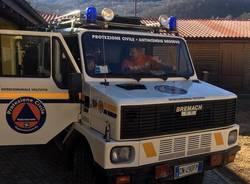 protezione civile visita tommy