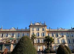 Riapre il parco di villa Recalcati