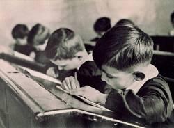 scuola foto d'epoca