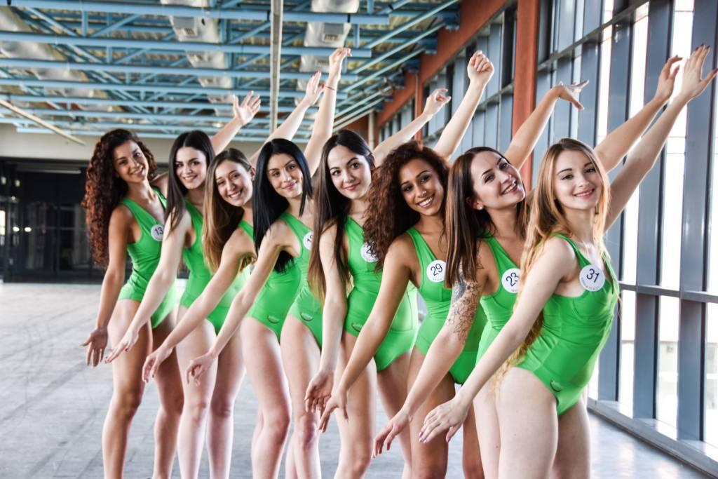 Selezione Miss Italia 2019 Malpensafiere
