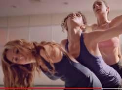 simona atzori centro arte danza spot toyota