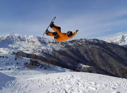 snow park alpe di mera
