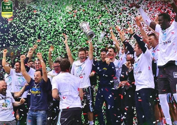 vanoli cremona coppa italia basket