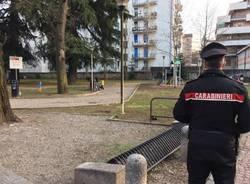 Carabinieri a Biumo