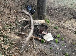 Una katana nei boschi dello spaccio