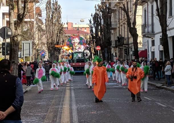 Carnevale, bilancio positivo della proloco