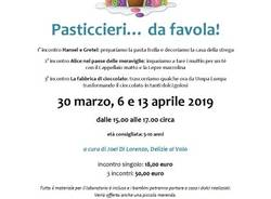 Laboratori di pasticceria per bambini