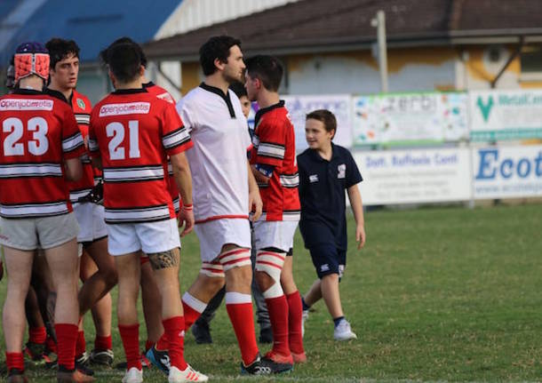 Rugby Piacenza – Rugby Varese 11-5