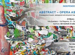Abstract - Opera Astratta