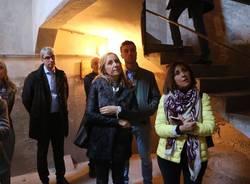 La prima visita alla Torre Civica