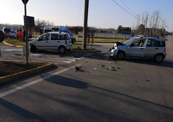 Incidente a crugnola